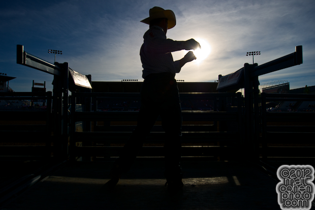 Kelly Timberman - 2012 Reno Rodeo