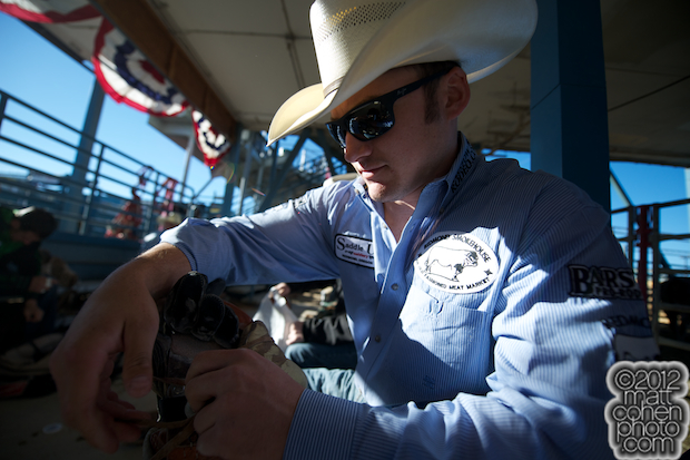 Steven Peebles - 2012 Reno Rodeo
