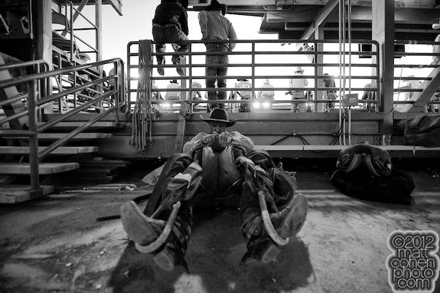 Jake Larson - 2012 Reno Rodeo