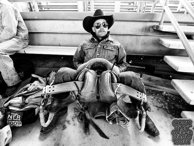 Cody DeMoss - 2012 Reno Rodeo