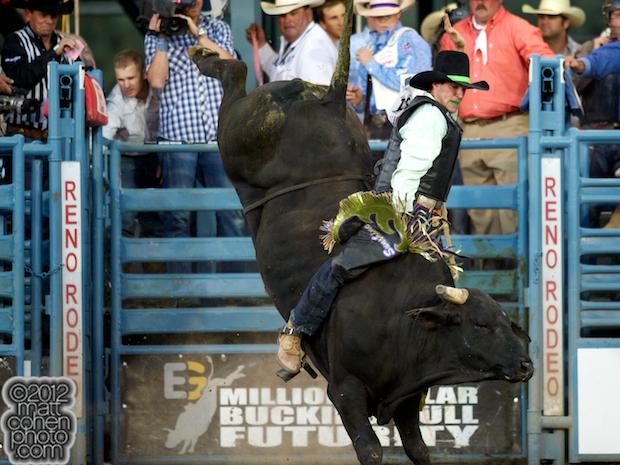 Sunshine Schwartz - 2012 Reno Rodeo