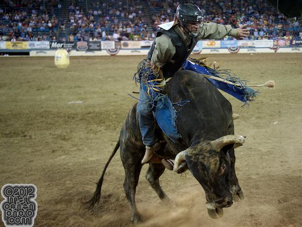 Ardie Maier - 2012 Reno Rodeo