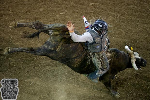 Ty Pozzobon - 2012 Reno Rodeo