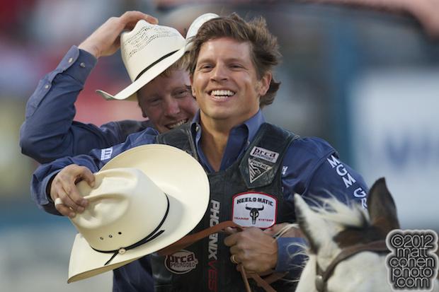 Taos Muncy & Bradley Harter - 2012 Reno Rodeo