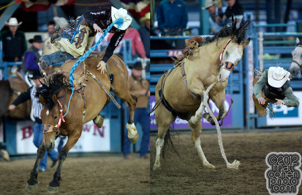 Taos Muncy & Jeff Willert - 2012 Reno Rodeo