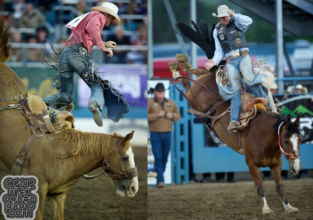 Cody Angland & Troy Crowser - 2012 Reno Rodeo