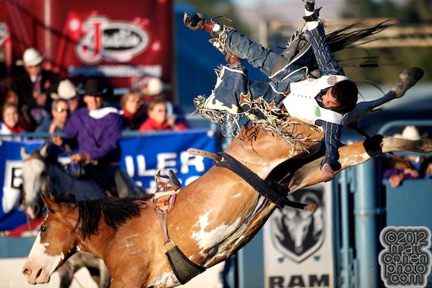 Caleb Bennett - 2012 Reno Rodeo