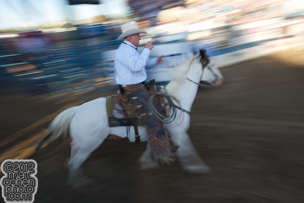 Cotton Rosser - 2012 Reno Rodeo