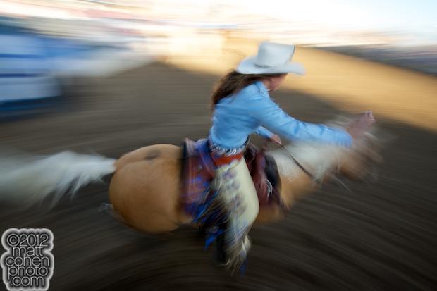 Kayla Roundy - 2012 Reno Rodeo