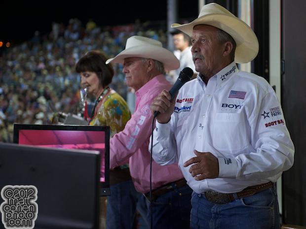 Bob Tallman - 2012 Reno Rodeo
