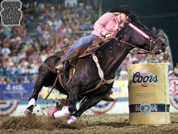 Karlie Boles - 2012 Reno Rodeo