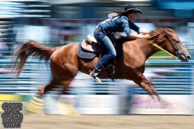 Fallon Taylor - 2012 Reno Rodeo