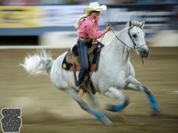Liz Combs - 2012 Reno Rodeo