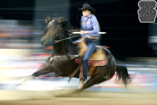 Danyelle Campbell - 2012 Reno Rodeo