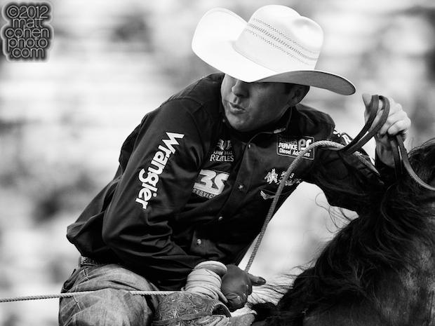 Trevor Brazile - 2012 Reno Rodeo