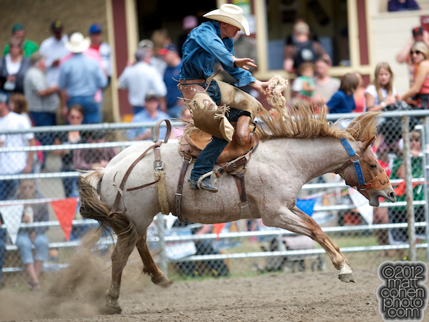 Andrew Steiger - 2012 Fortuna Rodeo