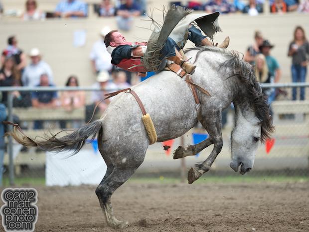 Blaine Davies - 2012 Fortuna Rodeo