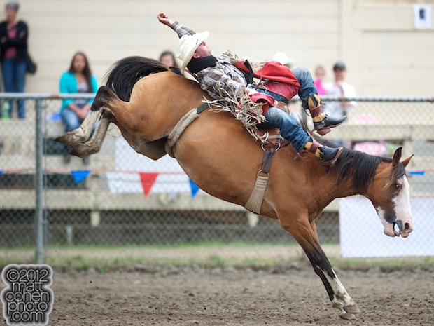 Grant Denny - 2012 Fortuna Rodeo