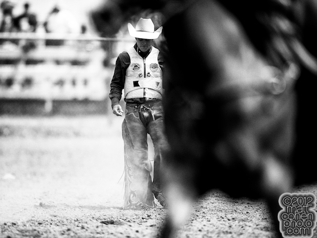Dustin Moody - 2012 Fortuna Rodeo