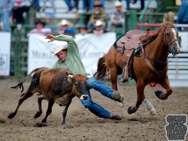 Kaden Zanone - 2012 Fortuna Rodeo