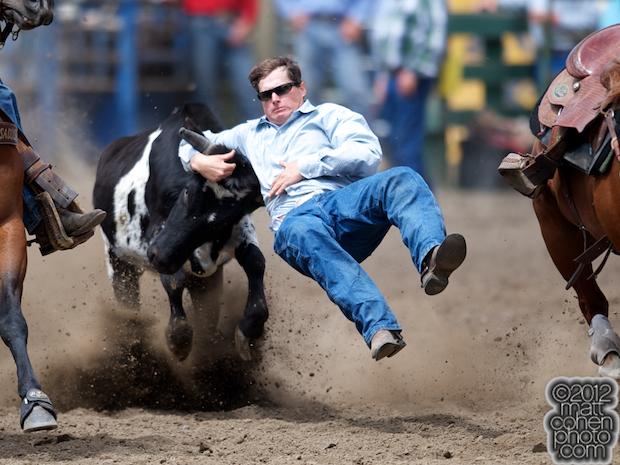 Shane Radelfinger - 2012 Fortuna Rodeo