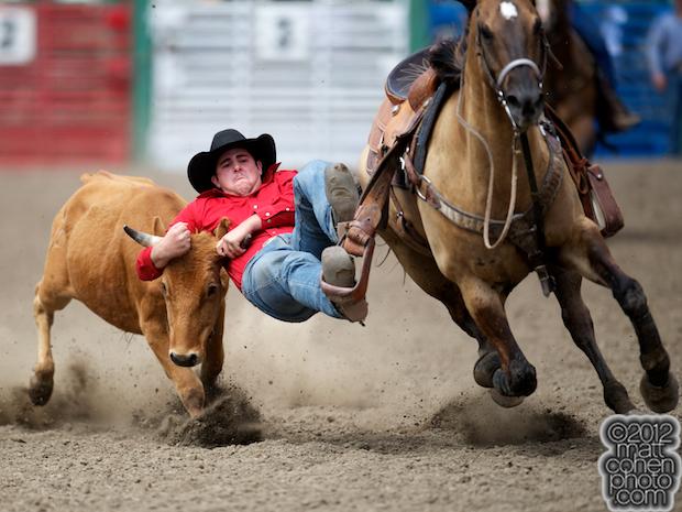 Austin Tyler - 2012 Fortuna Rodeo