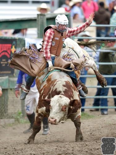 Kris Matthews - 2012 Fortuna Rodeo