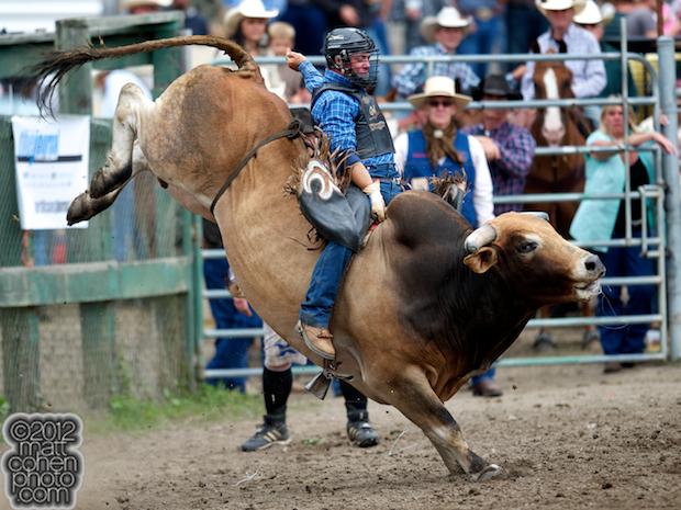 Kcee Boneck - 2012 Fortuna Rodeo