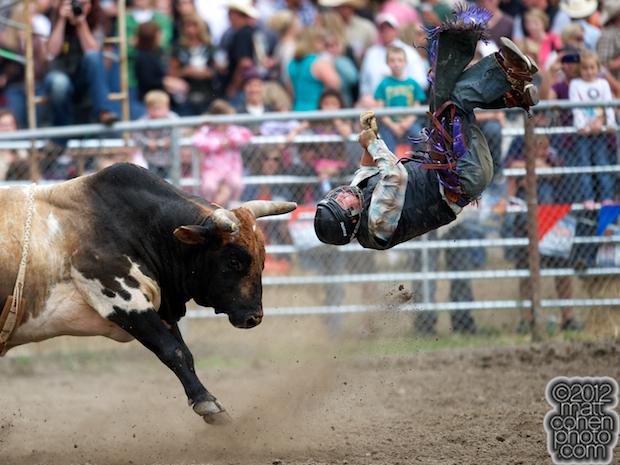 Evan Gannon - 2012 Fortuna Rodeo