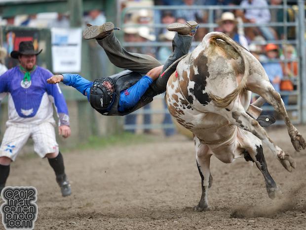 Junior Emerson - 2012 Fortuna Rodeo