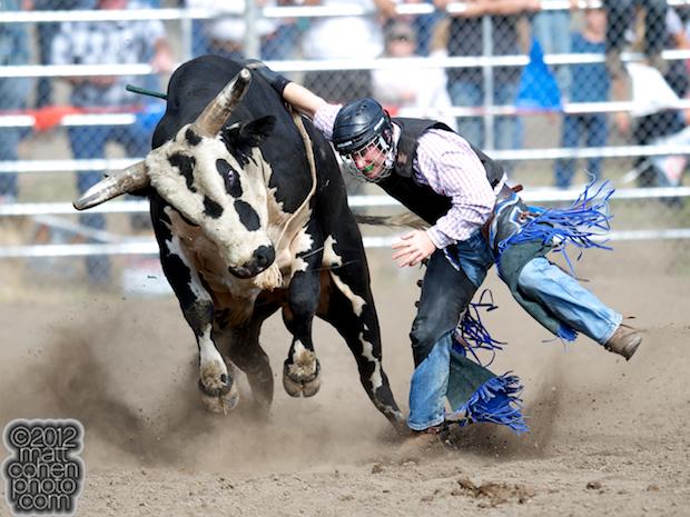 Ben Kopshever - 2012 Fortuna Rodeo