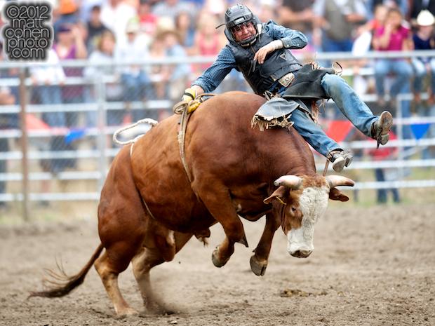 Mariano Ochoa - 2012 Fortuna Rodeo