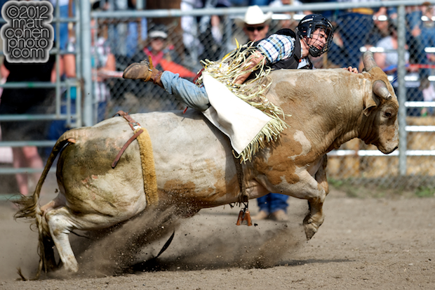 Collin Sturdevant - 2012 Fortuna Rodeo