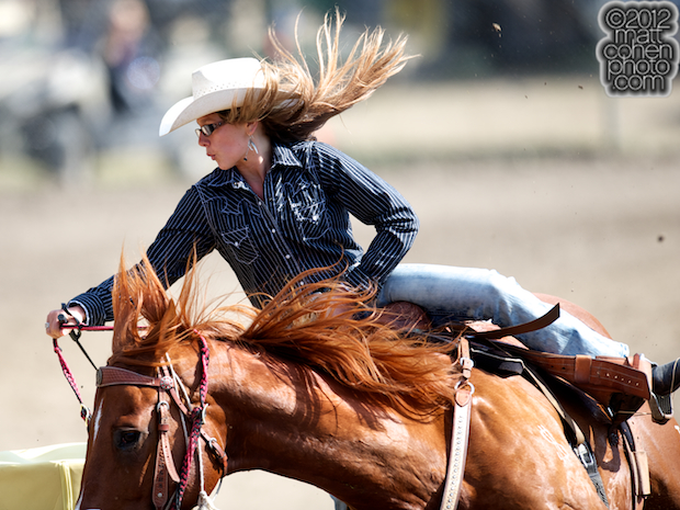 Mikayla Moore - 2012 Fortuna Rodeo