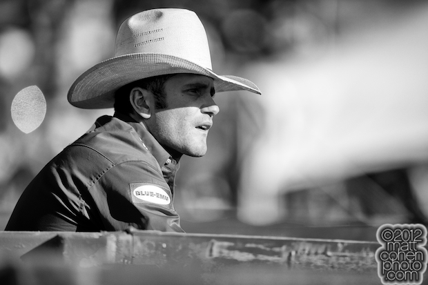 2012 Rancho Mission Viejo Rodeo - Shane Proctor