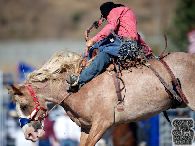 2012 Rancho Mission Viejo Rodeo - Cody Angland