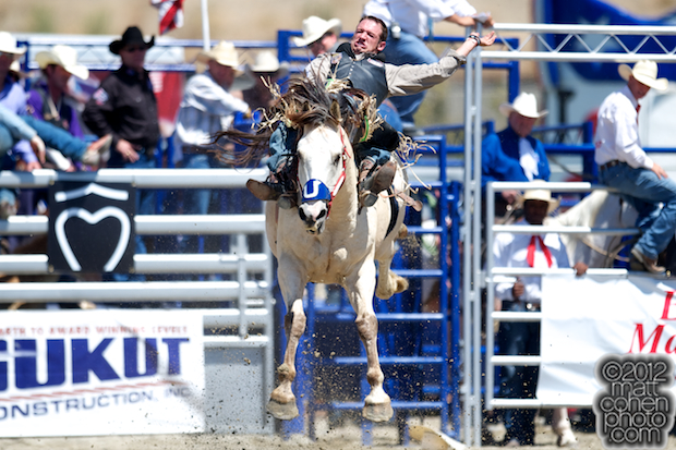 2012 Rancho Mission Viejo Rodeo - Matt Bright