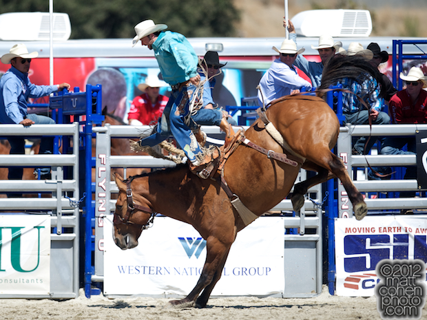 2012 Rancho Mission Viejo Rodeo - Cody Martin