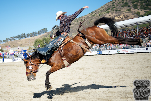 2012 Rancho Mission Viejo Rodeo - Tyler Corrington