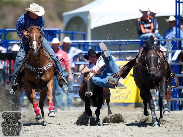 2012 Rancho Mission Viejo Rodeo - Ethen Thouvenell