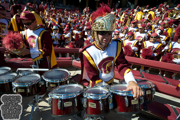 USC Band - USC at Stanford