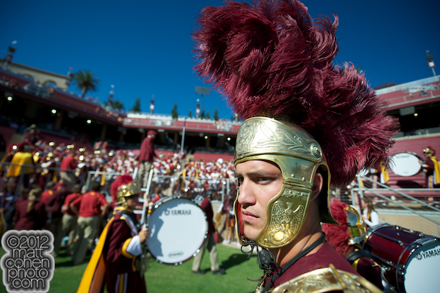 The USC Trojan - USC at Stanford