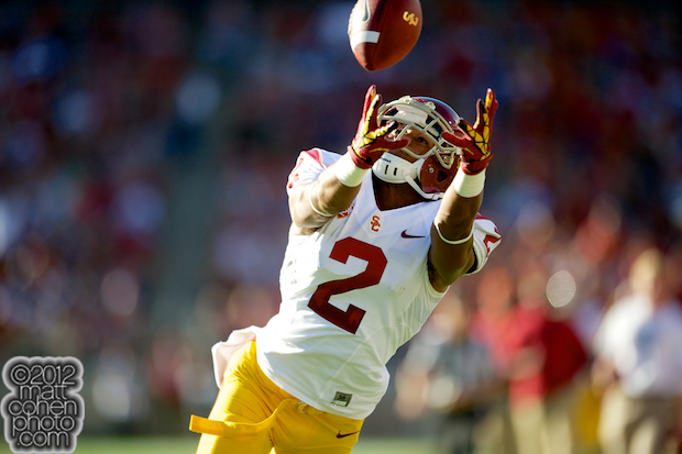 Robert Woods - USC at Stanford