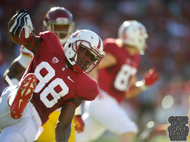 Ty Montgomery - USC at Stanford
