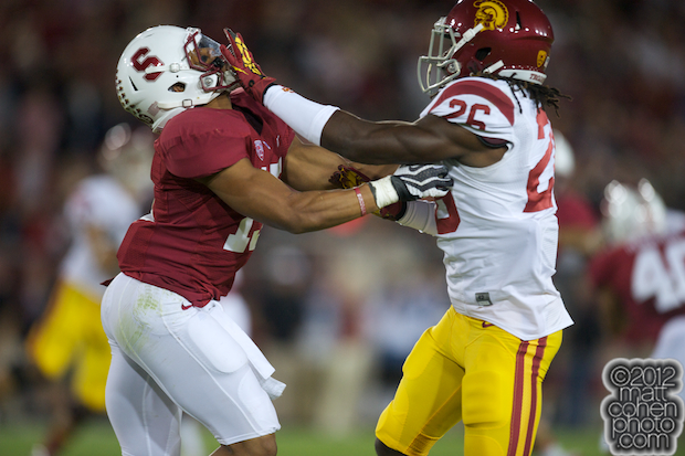 Brent Seals & Josh Shaw - USC at Stanford