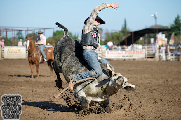 2012 Wrangler National Finals Rodeo Qualifiers: Bull Riding - Seth Glause