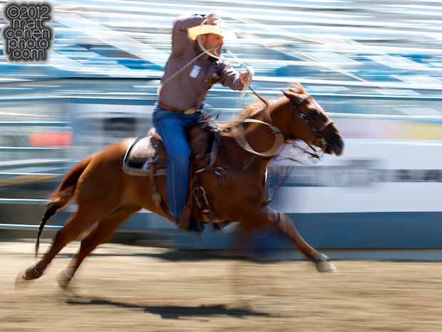 2012 Wrangler National Finals Rodeo Qualifiers: Tie-Down Roping - Cody Ohl