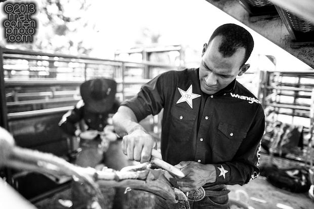 2013 Clovis Rodeo - Valdiron de Oliveira