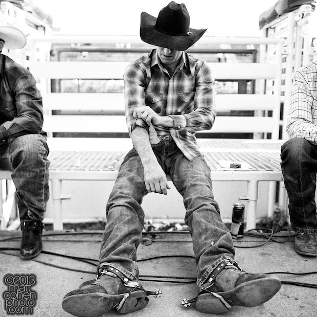 2013 Clovis Rodeo - Ben Jones