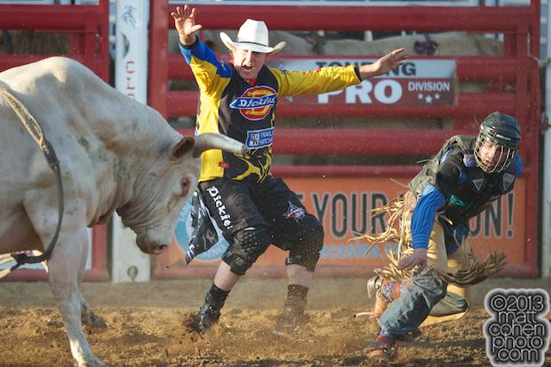 2013 Clovis Rodeo - Mitch Coleman